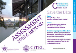 CiTEL Curriculum Conference Flyer_2017